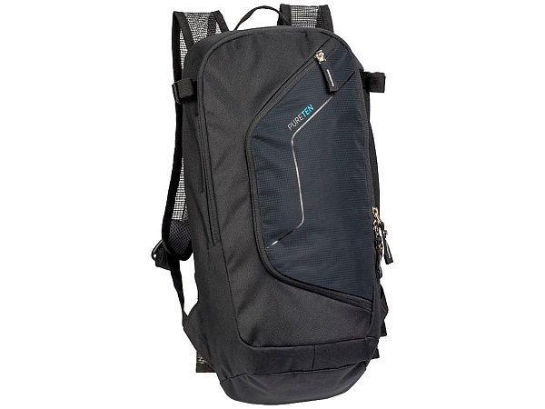 Cube Pure Ten Black Backpack